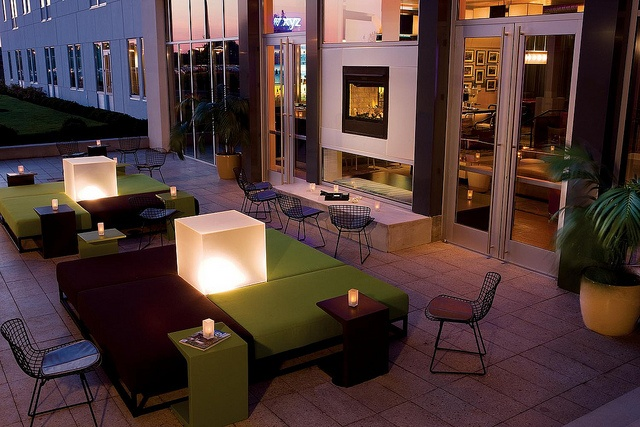 Aloft Asheville Downtown—Aloft Backyard by Aloft Hotels and Resorts, via Flickr