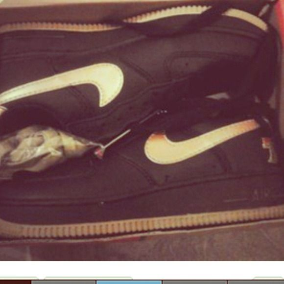 Nike Air Force Ones New in box nike Air Force one Philly size 4.5 youth or a women's 6 Nike Shoes
