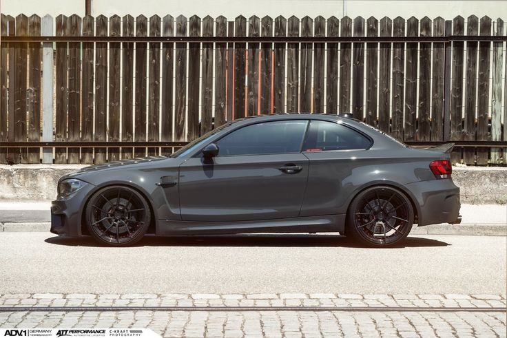 """BMW 1M by ADV.1 As one of the """"purest"""" modern-day"""