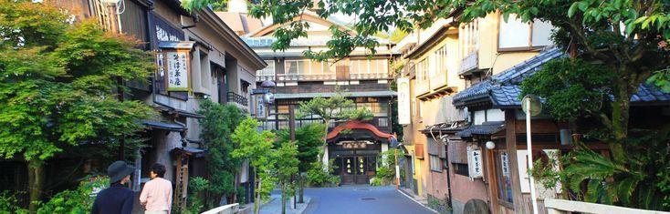Hakone Yumoto-onsen Hot Spring – Japan National To…