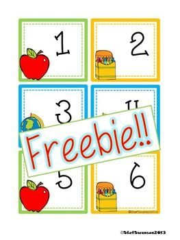 "This is a set of BACK to SCHOOL calendar cards numbers 1-31! Also included are 2014 and 2015 year cards! These cards are set up in an ""ABCC Pattern"" rotation!   Here are some other SUMMER/SPRING packets I have in my store! Daily Math and Literacy Back to School {August and September} Common Core Writing/Reading Comprehension {All about LADYBUGS} Writing/Reading Comprehension {All about BUTTERFLIES} Daily Math and Literacy Spring {April} Common Core Daily Math and Literacy {May} Common ..."