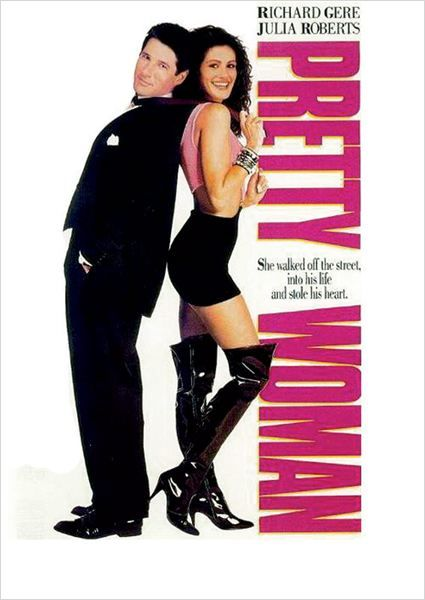 Pretty Woman - Garry Marshall, Julia Roberts, Richard Gere