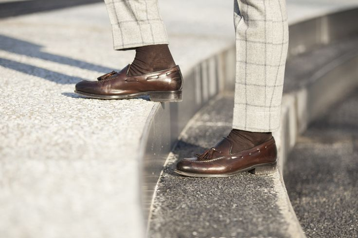 """Eleventh picture in Frank Gallucci's blog post """"First day at Pitti""""."""
