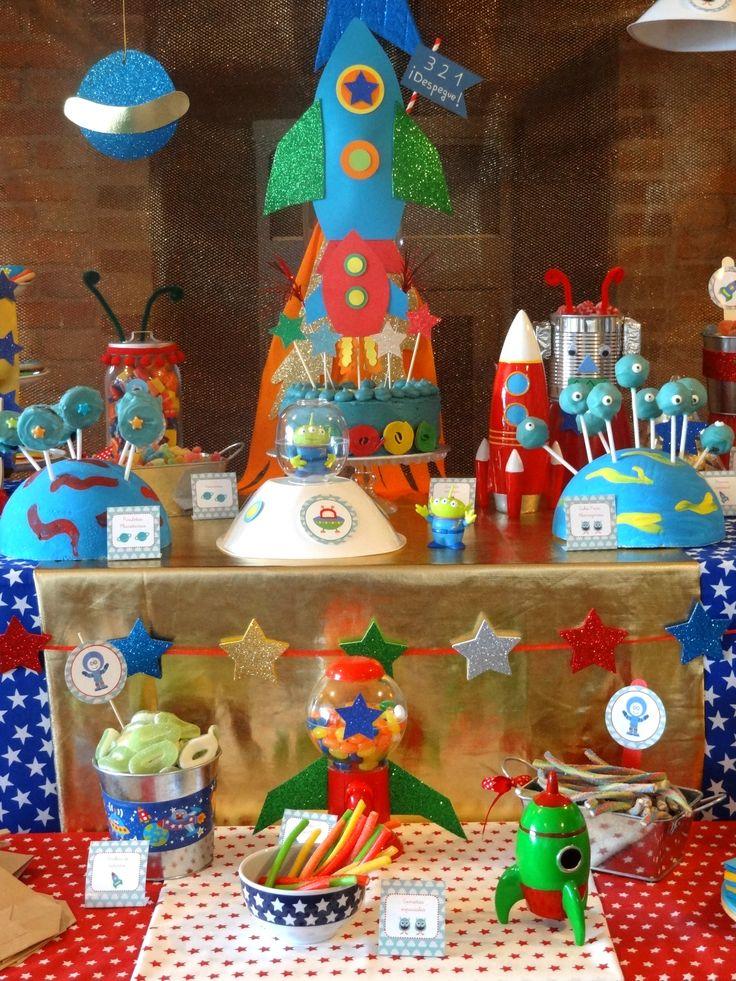 Las 25 mejores ideas sobre fiesta espacial en pinterest for Ideas y decoraciones home