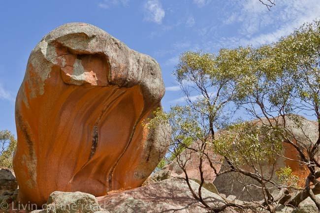 Murphy's Haystack on the Eyre Peninsula, South Australia.