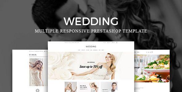Leo Wedding Prestashop Theme