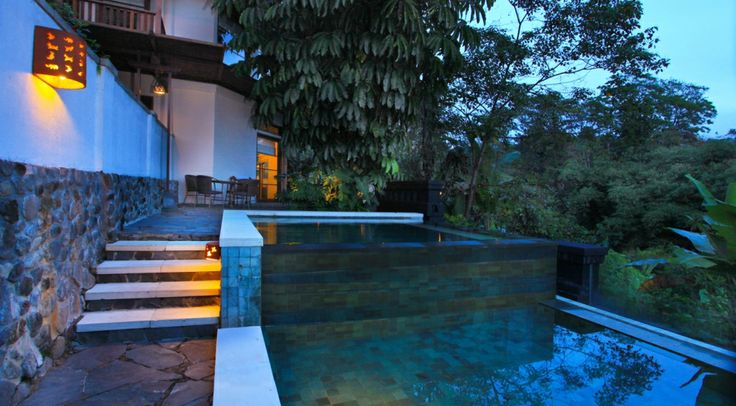 Pool Suite offered a peaceful ambiance for a complete relaxation.