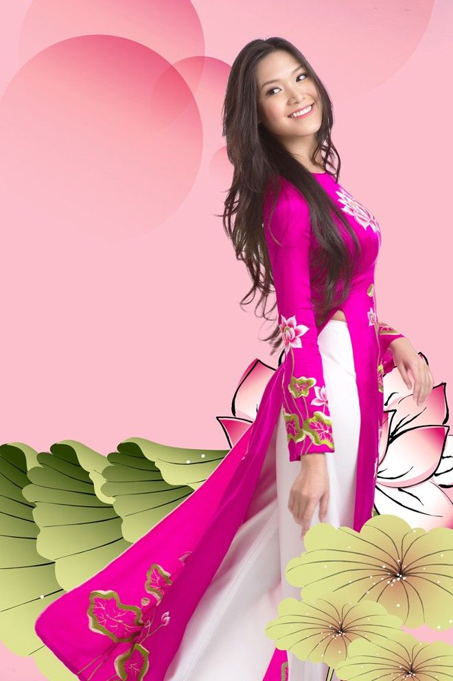 Trần Thị Thùy Dung (born: February 18, 1990, Đà Nẵng, Vietnam) is a Vietnamese model and beauty pageant title holder. She was crowned Miss Vietnam 2008.