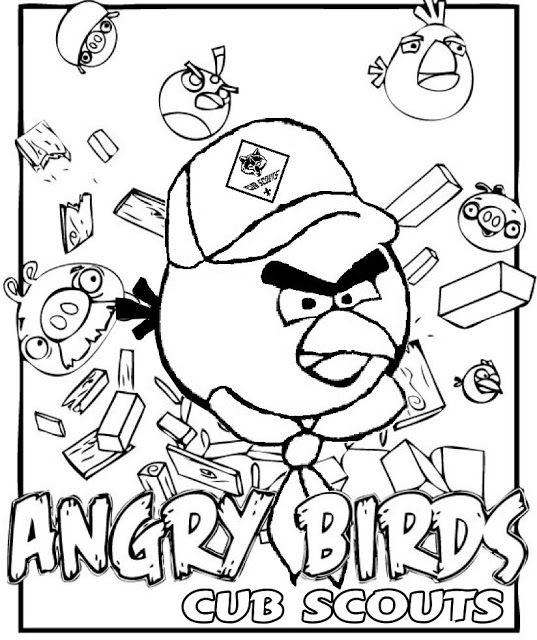 akela coloring pages - photo#22