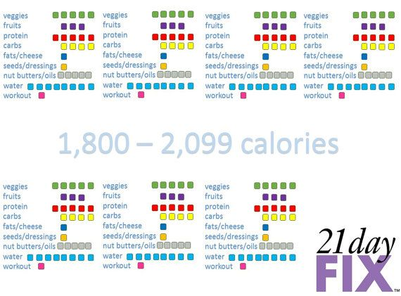 58 best 21 day fix images on Pinterest Healthy meals, Exercises - 21 day fix spreadsheet