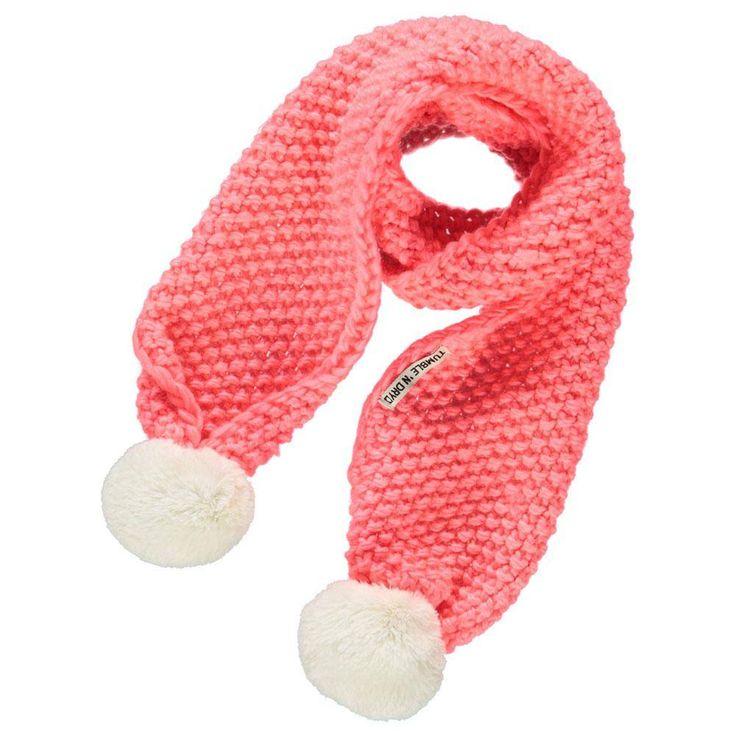 sjaal Charana Strawberry Neon