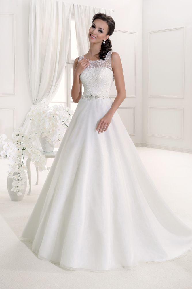 Mode de Pol Brautkleid aus der Agens Kollektion für 2014. Modell 11818