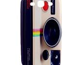 New Vintage Polaroid Camera Samsung Galaxy S III Hardshell Case Cover Samsung Galaxy S3 Case