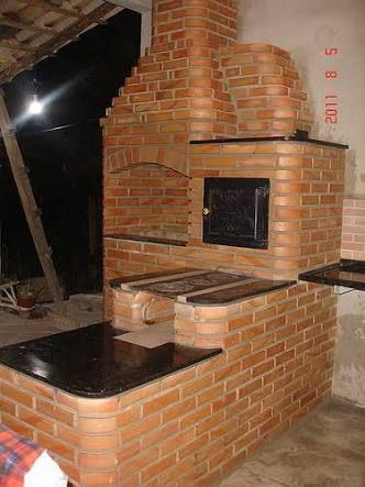 Resultado de imagen para trio fogao a lenha forno de pizza churrasqueira