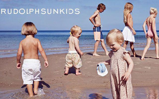 Sikker solpleje - også til børn fra Rudolph Care.