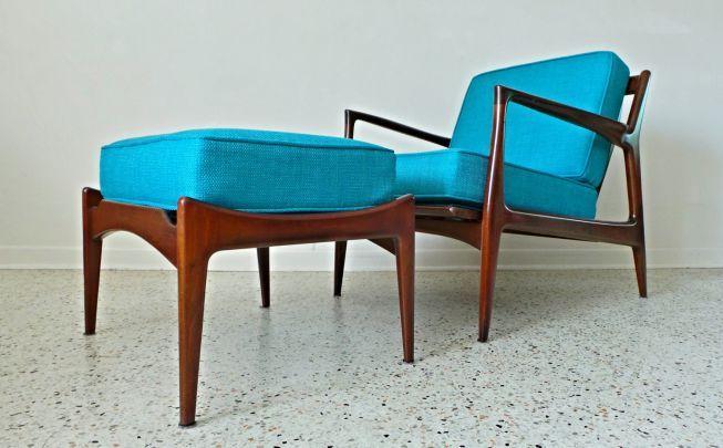 Mid Century Modern Kofod Larson Selig Mid Century Furniture Pinterest Modern