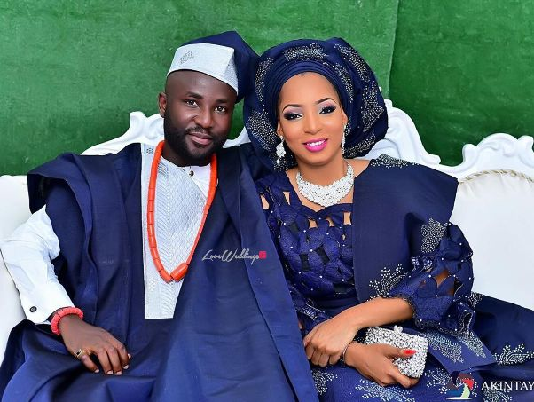 Nigerian Traditional Wedding - Wonuola and Mayokun LoveweddingsNG 11