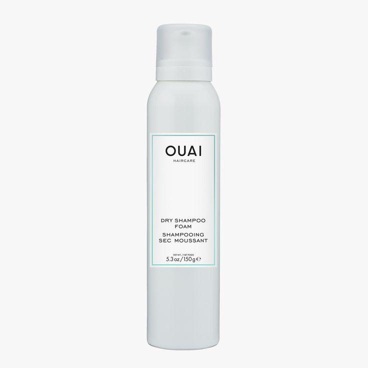 Ouai Dry Shampoo Foam, $28, available January 13 at Sephora.com.