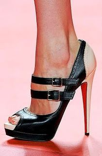 Hermosos · Red High HeelsShoes ...