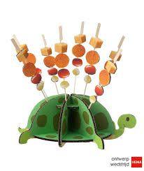 traktatie schildpad