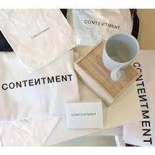 Image result for contentment infinity mug