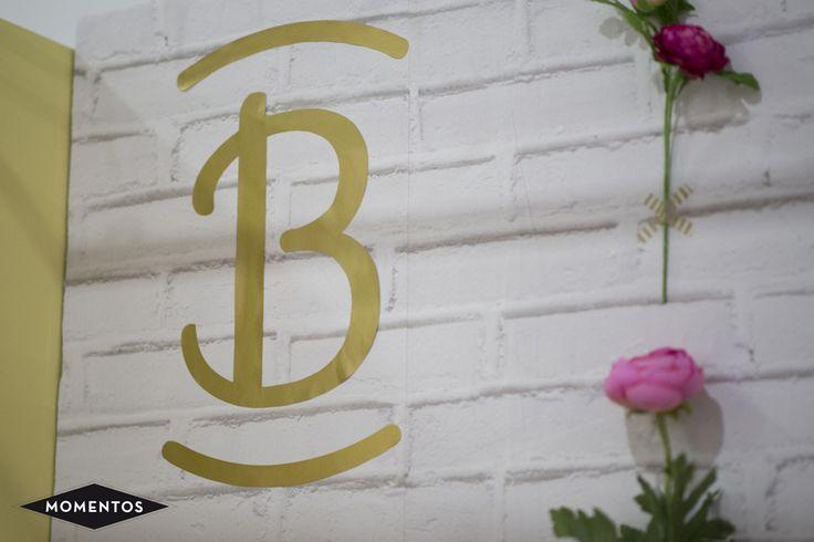 Photocall. B de Balcón. El Balcón de Alicia #Detalles #Event #Opening