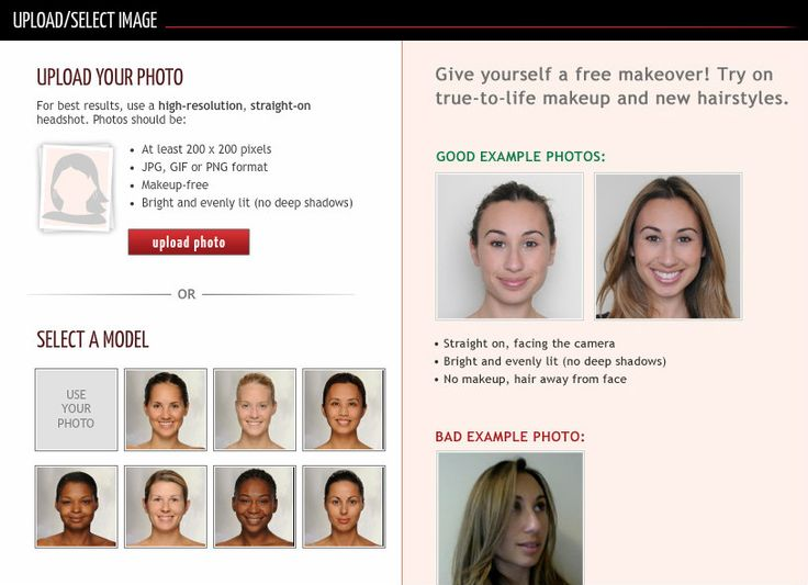Sites com Simulação virtual de corte de cabelo                                                                                                                                                                                 Mais