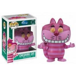 Funko Mania Funko Cheeshire Cat, Alice in Wonderland, Alice no País das Maravilhas, Gato que Ri, Gato Risonho, Disney Funko Mania