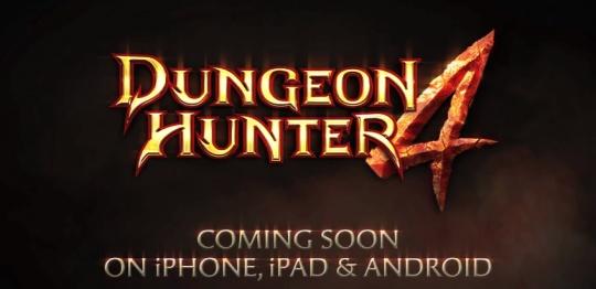 Gameloft Releases New Teaser Trailer for Dungeon Hunter 4