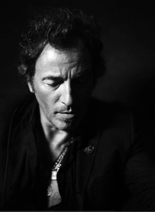 Bruce Springsteen... THE man
