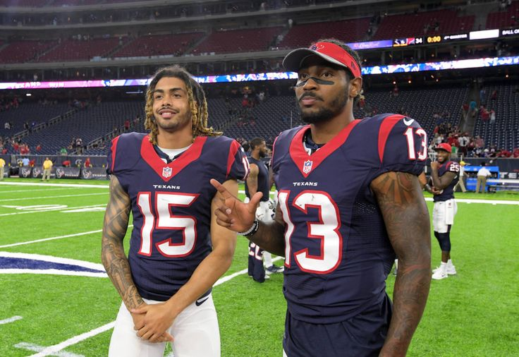 What to expect from Will Fuller and Braxton Miller in 2017  http://ift.tt/2r5zo38 Submitted June 10 2017 at 10:02AM by SelfTaught_Maester via reddit http://ift.tt/2rM6Eim