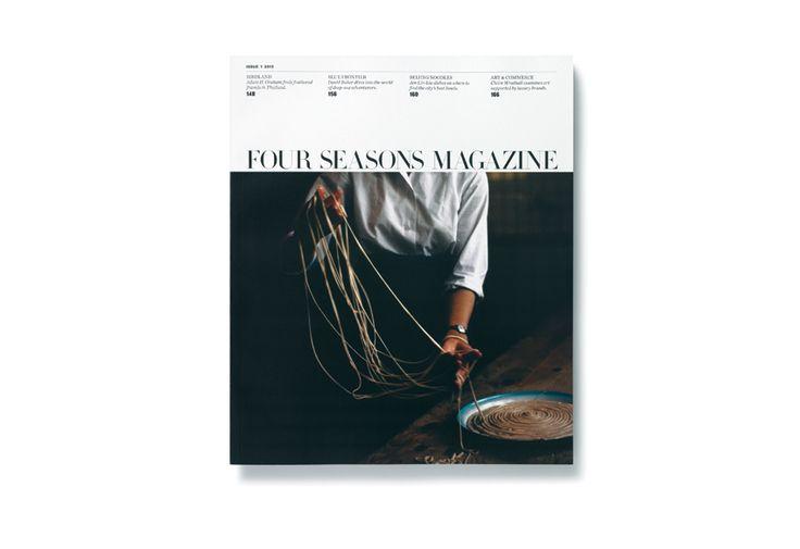 Four Seasons Magazine - Matt Willey