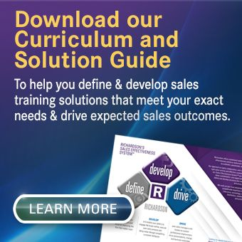 Defining Consultative Selling - Richardson