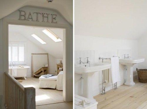 new england style house bathroom design - New Bathroom Style