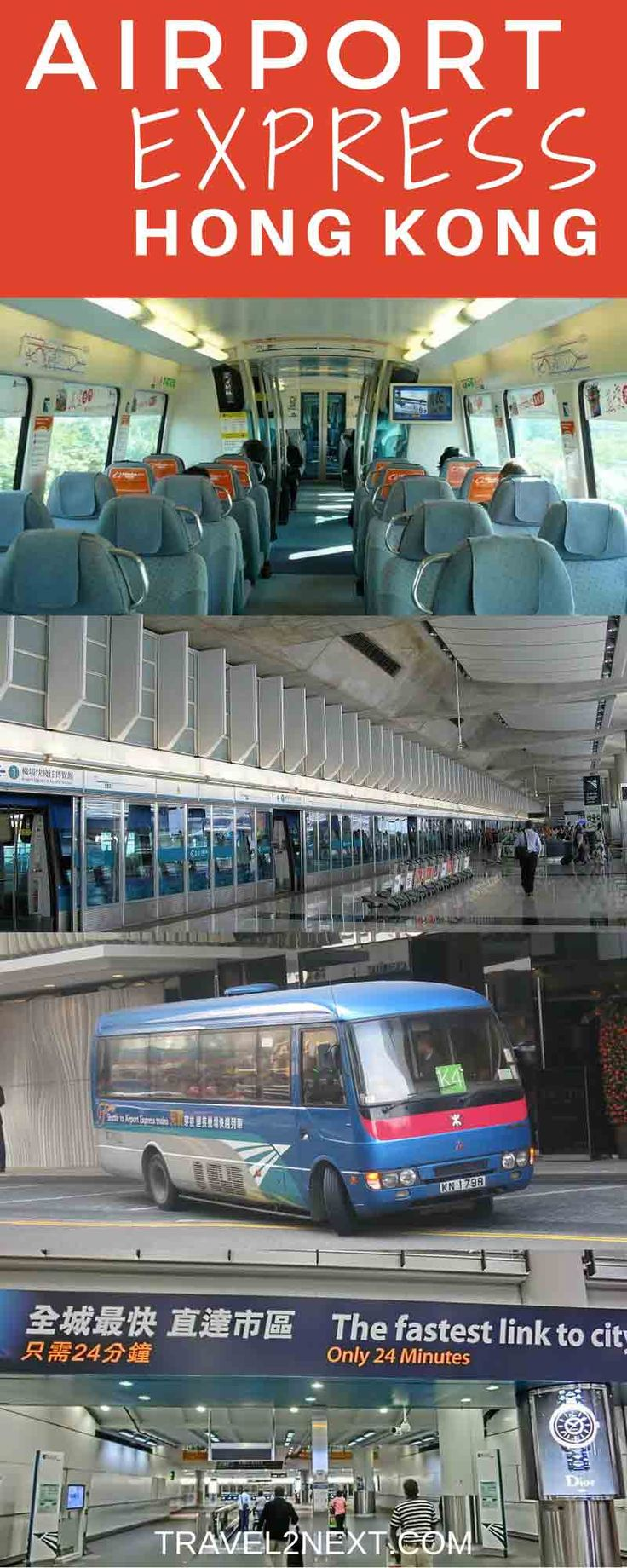 Airport Express Hong Kong