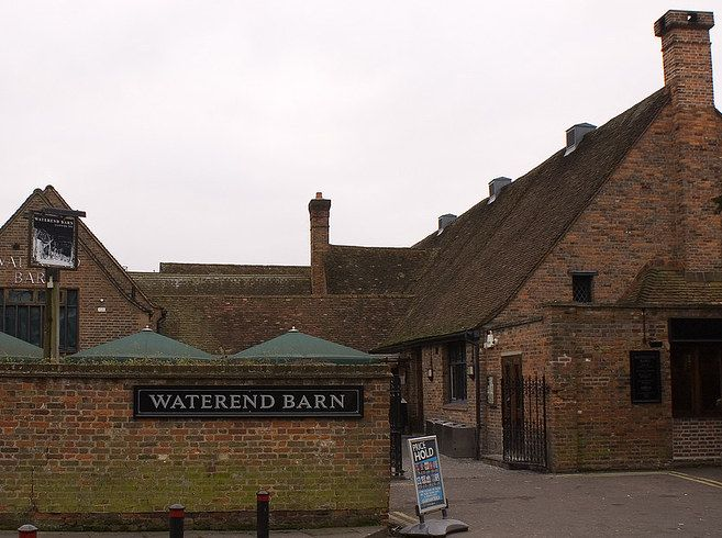 Waterend Barn, St Albans. | 11 Wetherspoons Pubs In London You Definitely Need To Visit