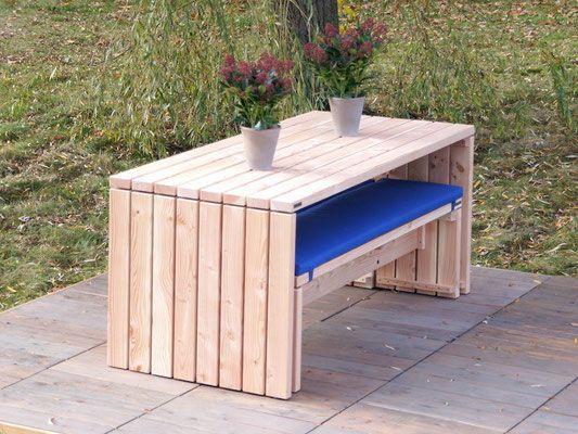 19 besten Gartenmöbel aus Holz Bilder auf Pinterest Deutschland - gartenmobel aus stein selber bauen