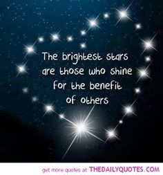 stars quotes and sayings - Google Search