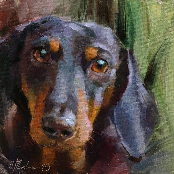 Pet memorial picture Dog memorial Original Art Custom oil painting Dog oil portrait Dog artwork Pet oil painting Costom pet portrait