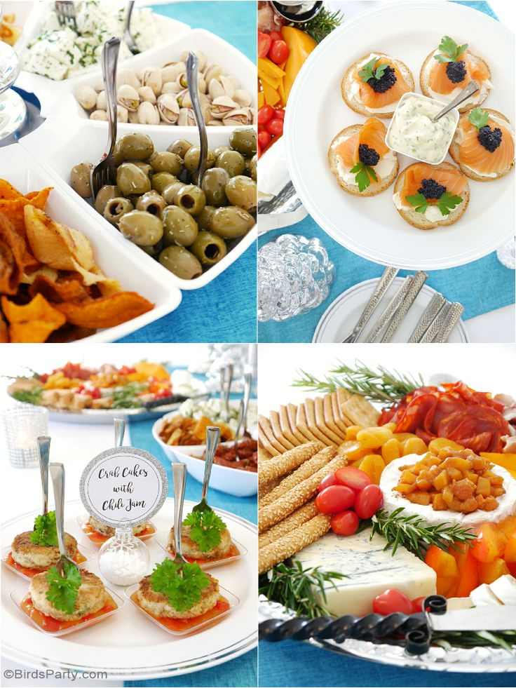 Christmas Party Hors D Oeuvres Ideas Part - 32: Easy Appetizers For A New Year Party | Tags: Christmas Appetizers, Italian  Appetizers,