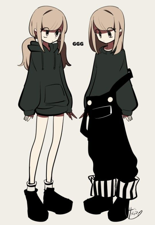 Design Your Anime Character : Best images about character design teen girls on
