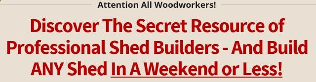 Professional Shed Builders Hi More About More About More About