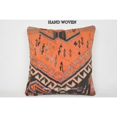 kilim cushion cover southwestern throw pillow case