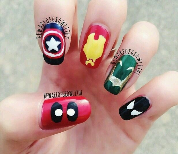 Pretty Chanel Nail Polish Thin Little Mermaid Nail Art Clean Painted Nail Art Coke Nail Polish Young Nails With Nail Art GrayHow To Get Rid Of Foot Nail Fungus 1000  Ideas About Marvel Nails On Pinterest | Avengers Nails ..