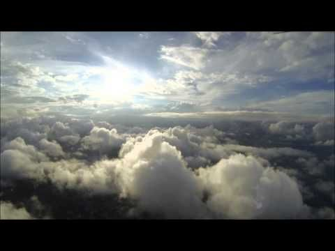 dji phantom 2 flight altitude record 1500 m 4921 feet Full video - YouTube