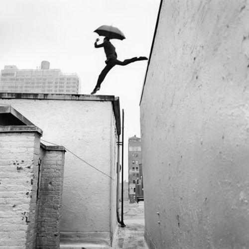 rodney smithPhotos, Rodneysmith, Umbrellas, White Photography, Leap Years, Art, Rodney Smith, Black White, Leap Of Faith
