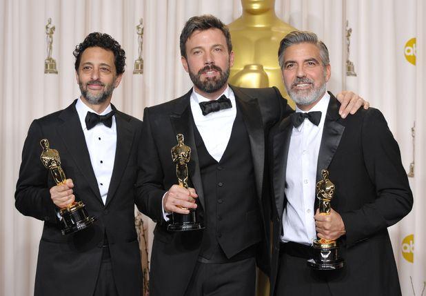 Oscar 2013: Argo wins Best Picture, Grant Heslov, Ben Affleck and George Clooney