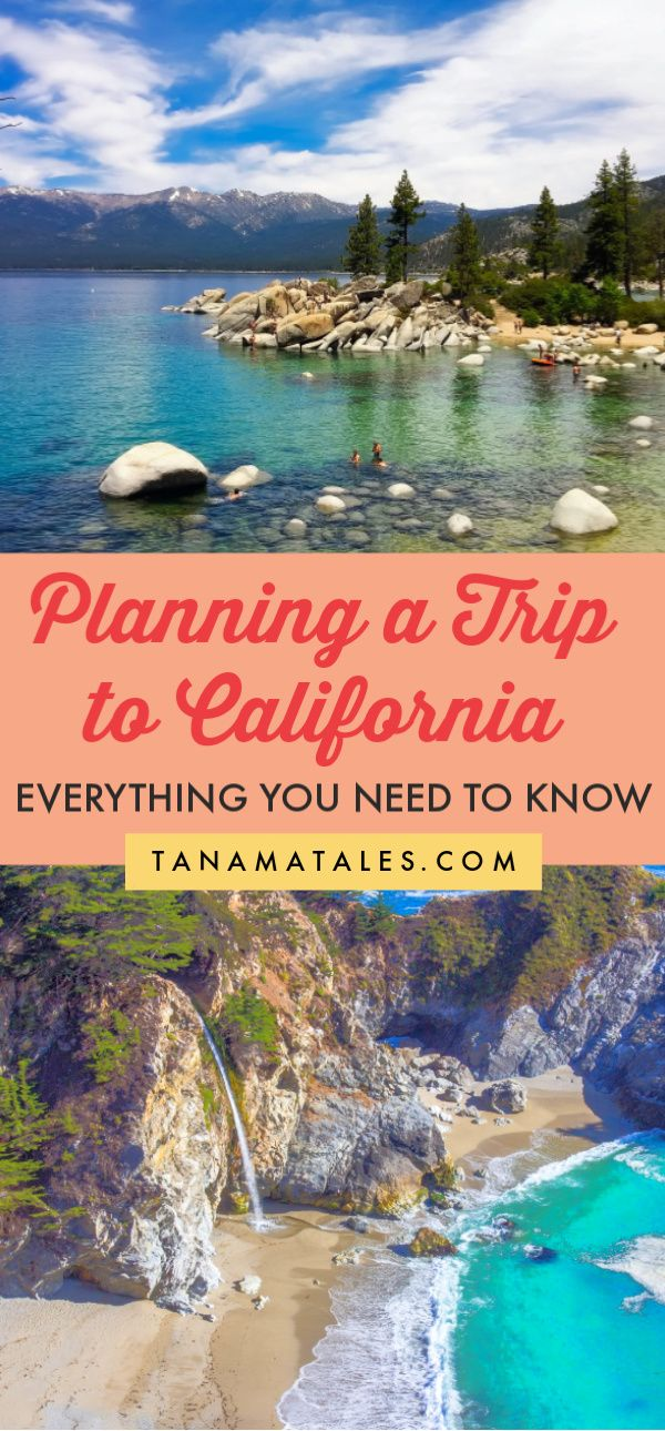 Planning a Trip to California: Cost-Saving Tips
