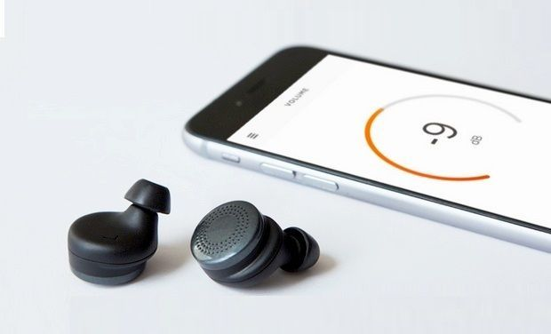 A completely wire-less earphones, not for music... http://fb.me/2bcpKymKB