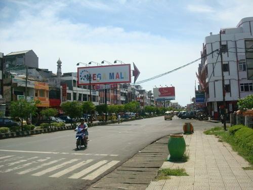 Jalan Soeprapto, Bengkulu, Indonesia
